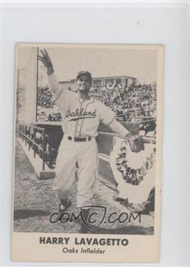 1949 Remar Baking Oakland Oaks - Food Issue [Base] #HALA - Harry Lavagetto