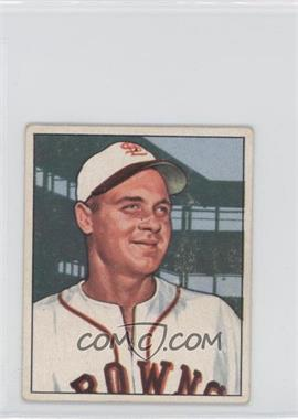 1950 Bowman - [Base] #190.1 - Ken Wood (copyright)