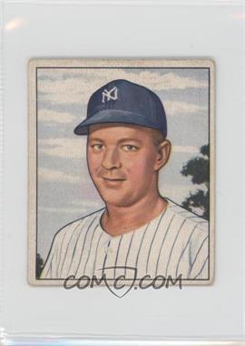 1950 Bowman - [Base] #215.1 - Ed Lopat (copyright) [GoodtoVG‑EX]