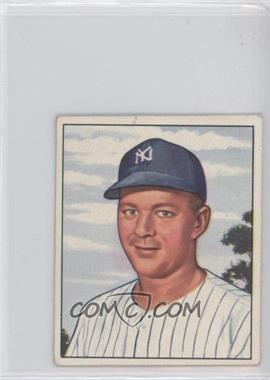 1950 Bowman - [Base] #215.1 - Ed Lopat (copyright)