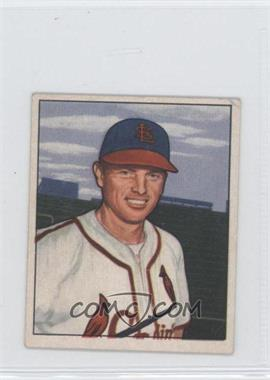 1950 Bowman - [Base] #239.2 - Bill Howerton (no copyright) [GoodtoVG‑EX]
