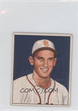 1950 Bowman - [Base] #251.1 - John Moss (copyright) [Good to VG‑EX]