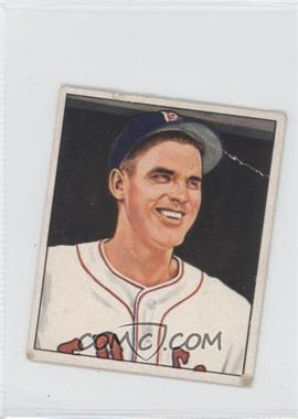 1950 Bowman #188.1 - Earl Johnson (copyright) [Good to VG‑EX]