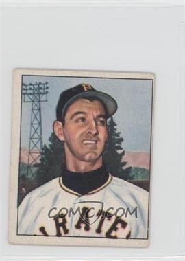 1950 Bowman #201.1 - Pete Castiglione (copyright) [GoodtoVG‑EX]