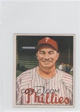 1950 Bowman #225 - Eddie Sawyer