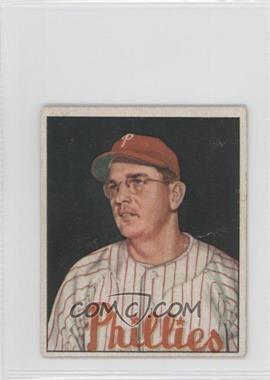 1950 Bowman #226.1 - Jim Konstanty (copyright) [GoodtoVG‑EX]
