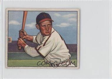 1950 Bowman #36 - Eddie Kazak