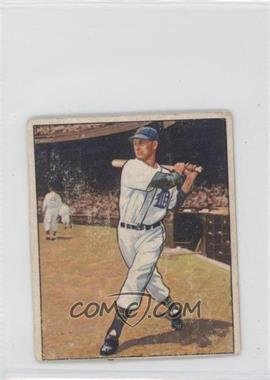 1950 Bowman #41 - Hoot Evers [Poor to Fair]