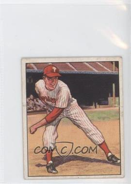 1950 Bowman #68 - Curt Simmons