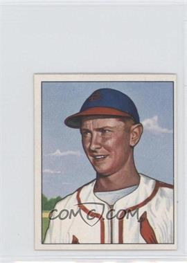 1950 Bowman #71 - Red Schoendienst