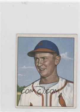 1950 Bowman #71 - Red Schoendienst