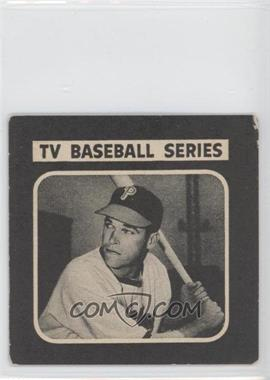 1950 Drake's Cookies TV Baseball Series #10 - Dick Sisler