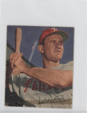 1950 Philadelphia Inquirer Fightin' Phillies Album #N/A - Del Ennis [Good to VG‑EX]