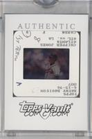 Chipper Jones /1 [ENCASED]