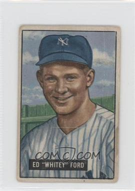 1951 Bowman #1 - Ed 'Whitey' Ford [GoodtoVG‑EX]