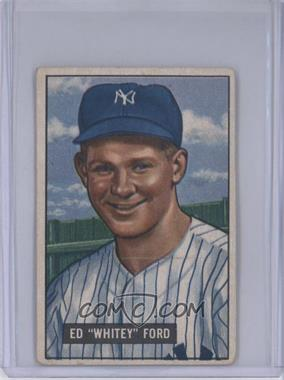 1951 Bowman #1 - Ed 'Whitey' Ford [Good to VG‑EX]