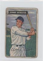 Johnny Wyrostek [Poor to Fair]