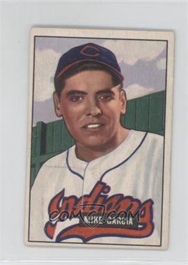 1951 Bowman #150 - Mike Garcia