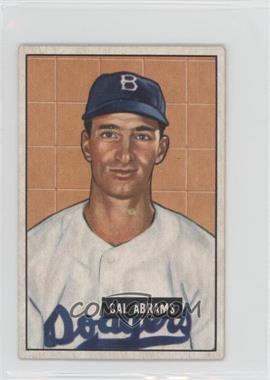 1951 Bowman #152 - Cal Abrams