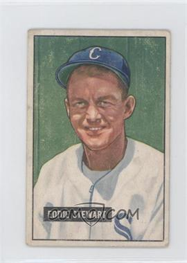 1951 Bowman #159 - Eddie Stewart [Good to VG‑EX]