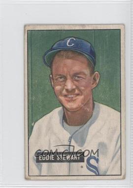 1951 Bowman #159 - Eddie Stewart [GoodtoVG‑EX]