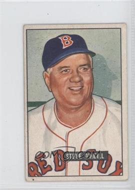 1951 Bowman #201 - Steve O'Neill
