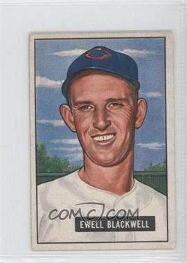 1951 Bowman #24 - Ewell Blackwell