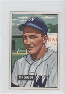 1951 Bowman #241 - Irv Noren