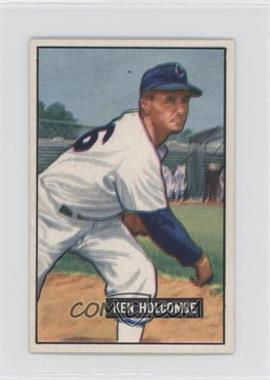 1951 Bowman #267 - Ken Holcombe