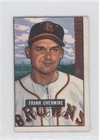 Frank Overmire