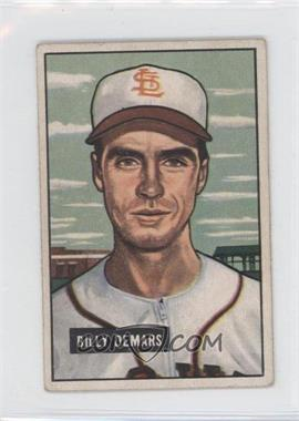 1951 Bowman #43 - Billy DeMars