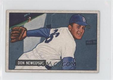 1951 Bowman #6 - Don Newcombe [Good to VG‑EX]