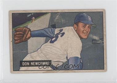 1951 Bowman #6 - Don Newcombe [GoodtoVG‑EX]