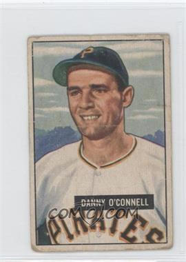 1951 Bowman #93 - Danny O'Connell