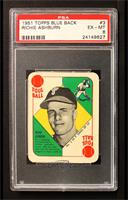 Richie Ashburn [PSA 6]