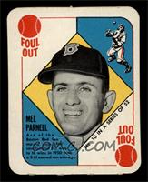 Mel Parnell [NM]