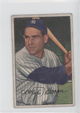 1952 Bowman - [Base] #1 - Yogi Berra [GoodtoVG‑EX]