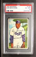 Don Newcombe [PSA 6]