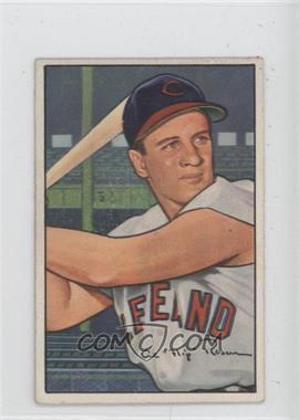 1952 Bowman - [Base] #151 - Al Rosen