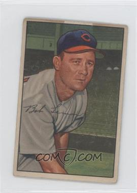 1952 Bowman - [Base] #23 - Bob Lemon