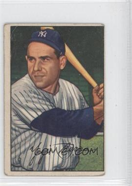 1952 Bowman #1 - Yogi Berra [Good to VG‑EX]