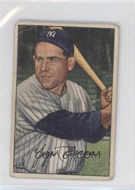 1952 Bowman #1 - Yogi Berra