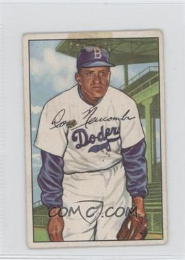 1952 Bowman #128 - Don Newcombe [Good to VG‑EX]