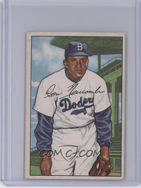 1952 Bowman #128 - Don Newcombe
