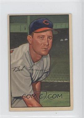 1952 Bowman #23 - Bob Lemon
