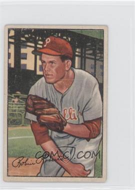 1952 Bowman #4 - Robin Roberts