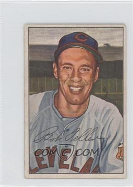 1952 Bowman #43 - Bob Feller [Good to VG‑EX]