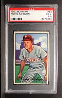 Richie Ashburn [PSA 5.5]