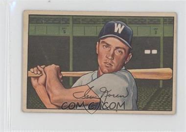1952 Bowman #63 - Irv Noren