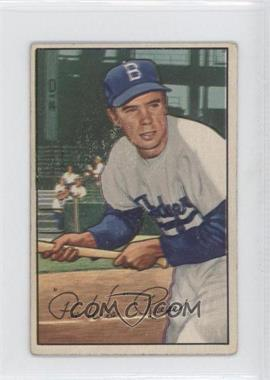 1952 Bowman #8 - Pee Wee Reese [Good to VG‑EX]